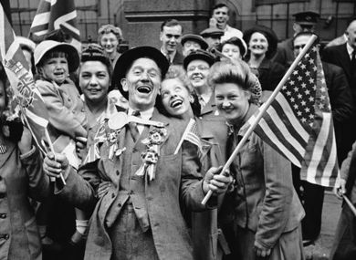 0 FILE VE Day 70th Anniversary
