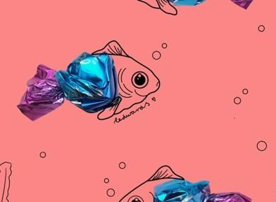 Thumbnail fishes