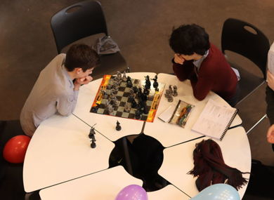 6th form chess