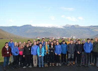 Iceland geog trip 1