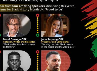 Black History Month 2021 Event Details A4 v3